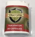 Thai Kratom 20 Caps